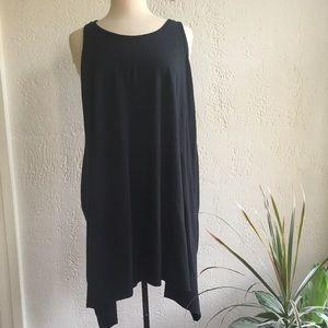 Black Ralph Lauren summer gown